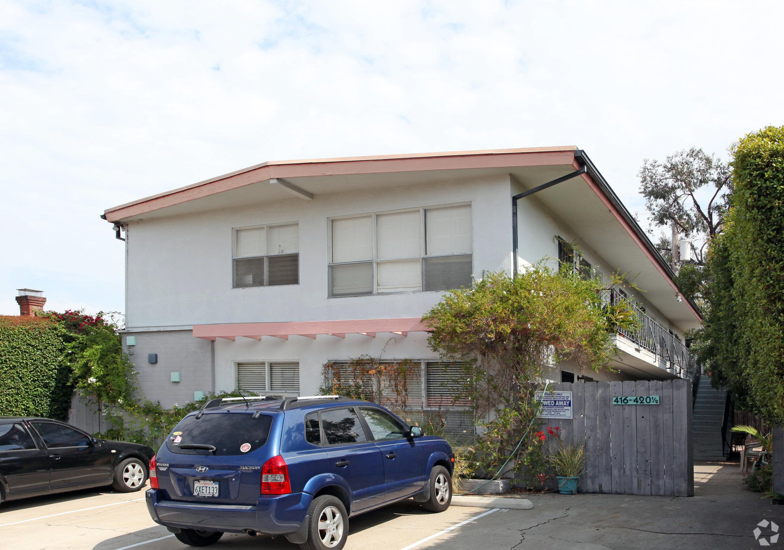 416 University Place - Hillcrest6 Units$1,675,000