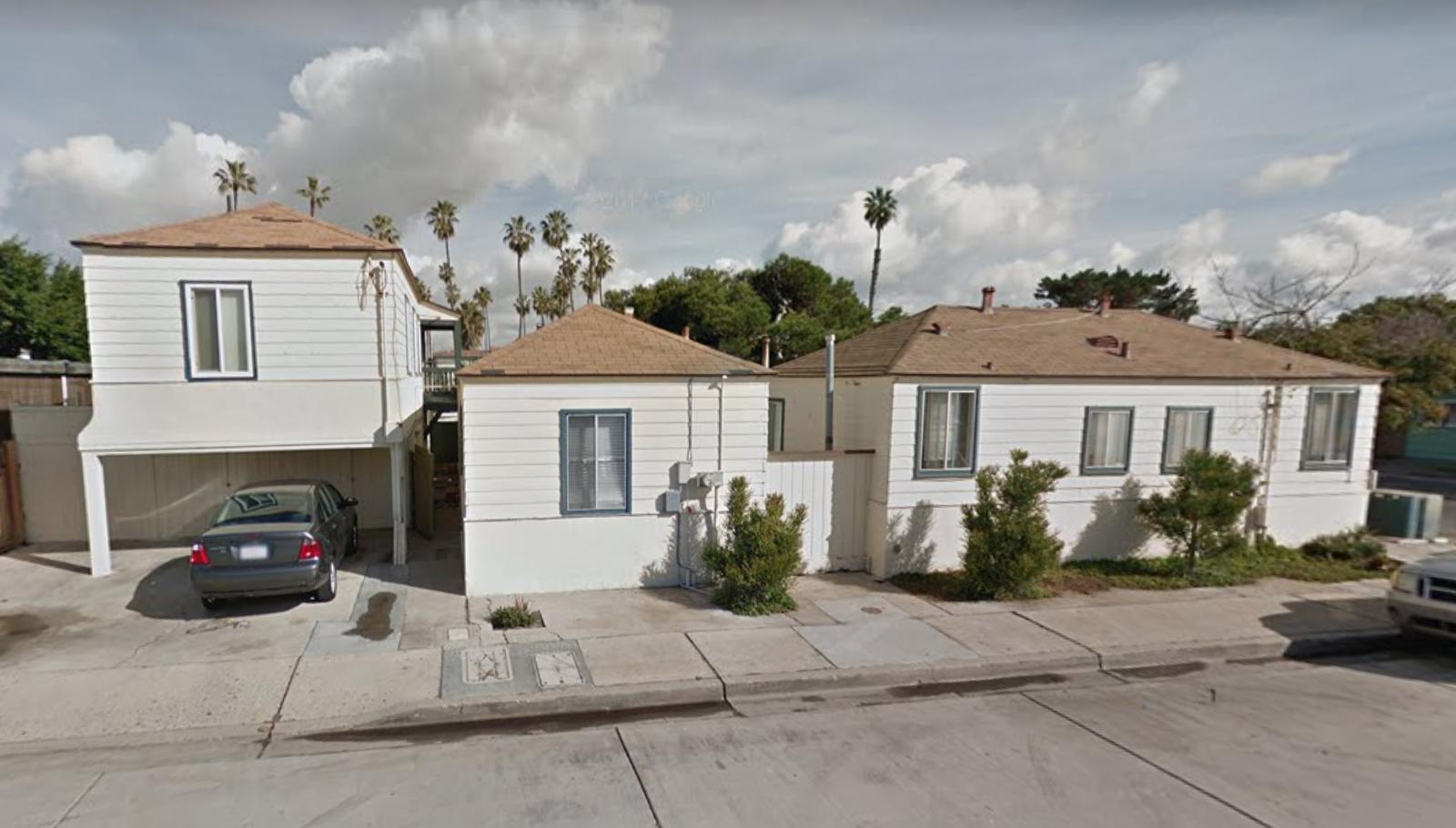2138 Abbott Street - Ocean Beach7 Units$1,650,000