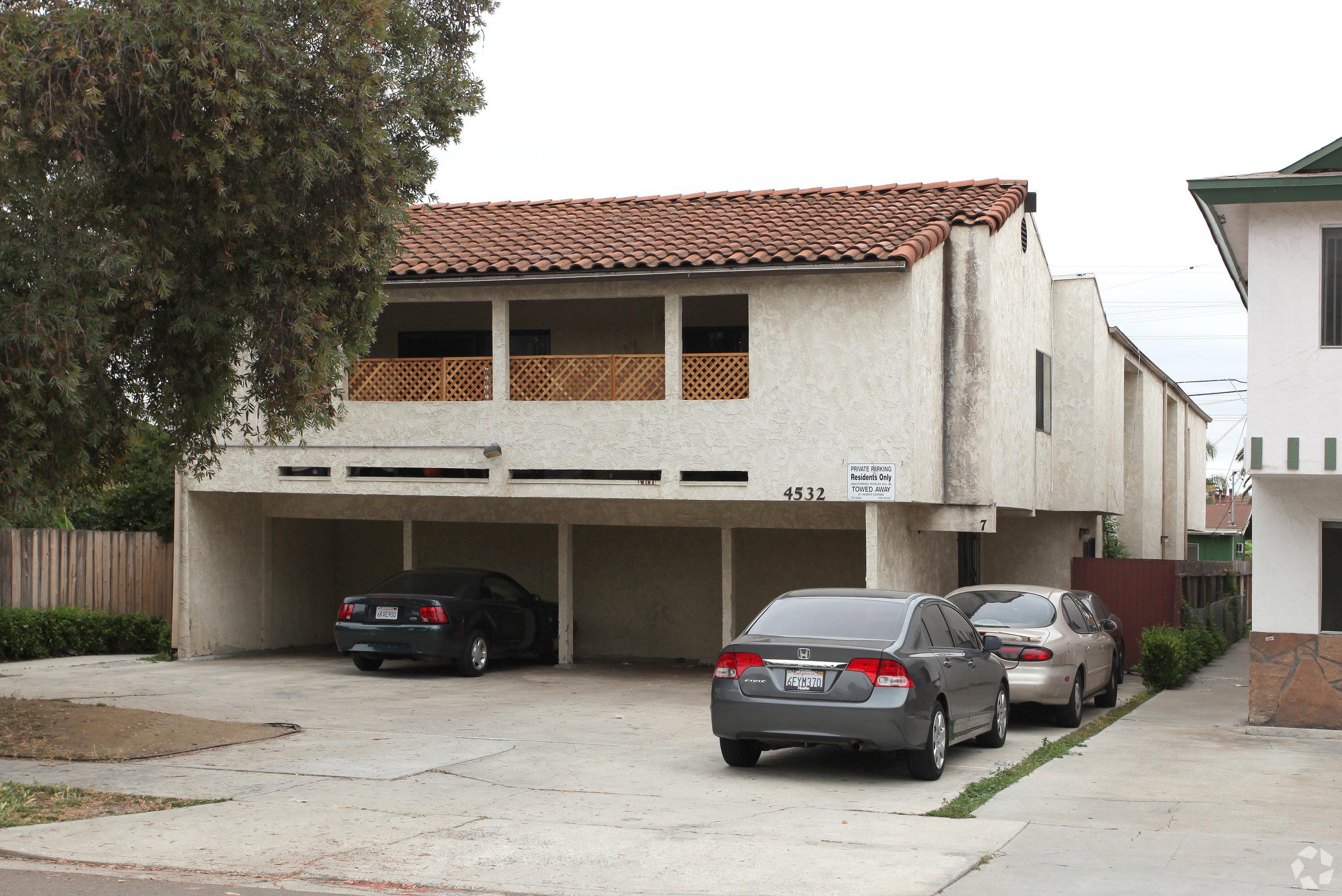 4532 Felton Street - Normal Heights7 Units$1,550,000