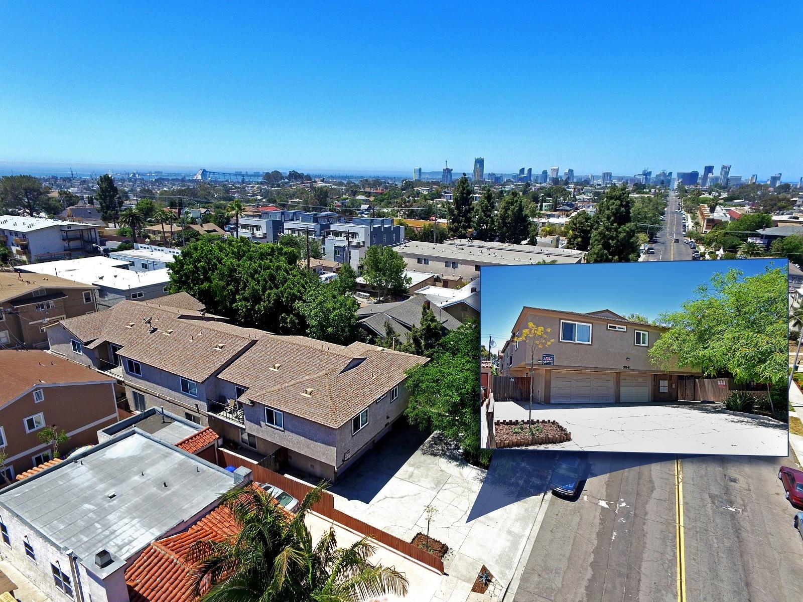 3041 C Street - Golden Hill10 units$2,000,000