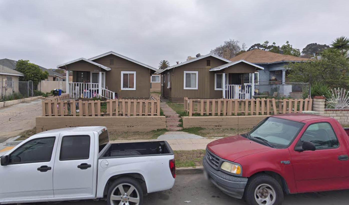 2526 L Street - Grant Hill5 Units$585,000