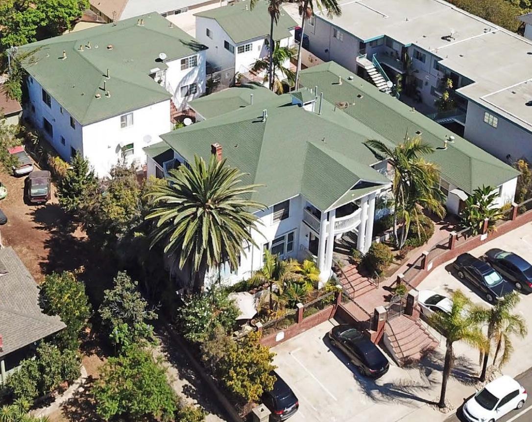 2470 B Street - Golden Hill14 Units$3,730,000