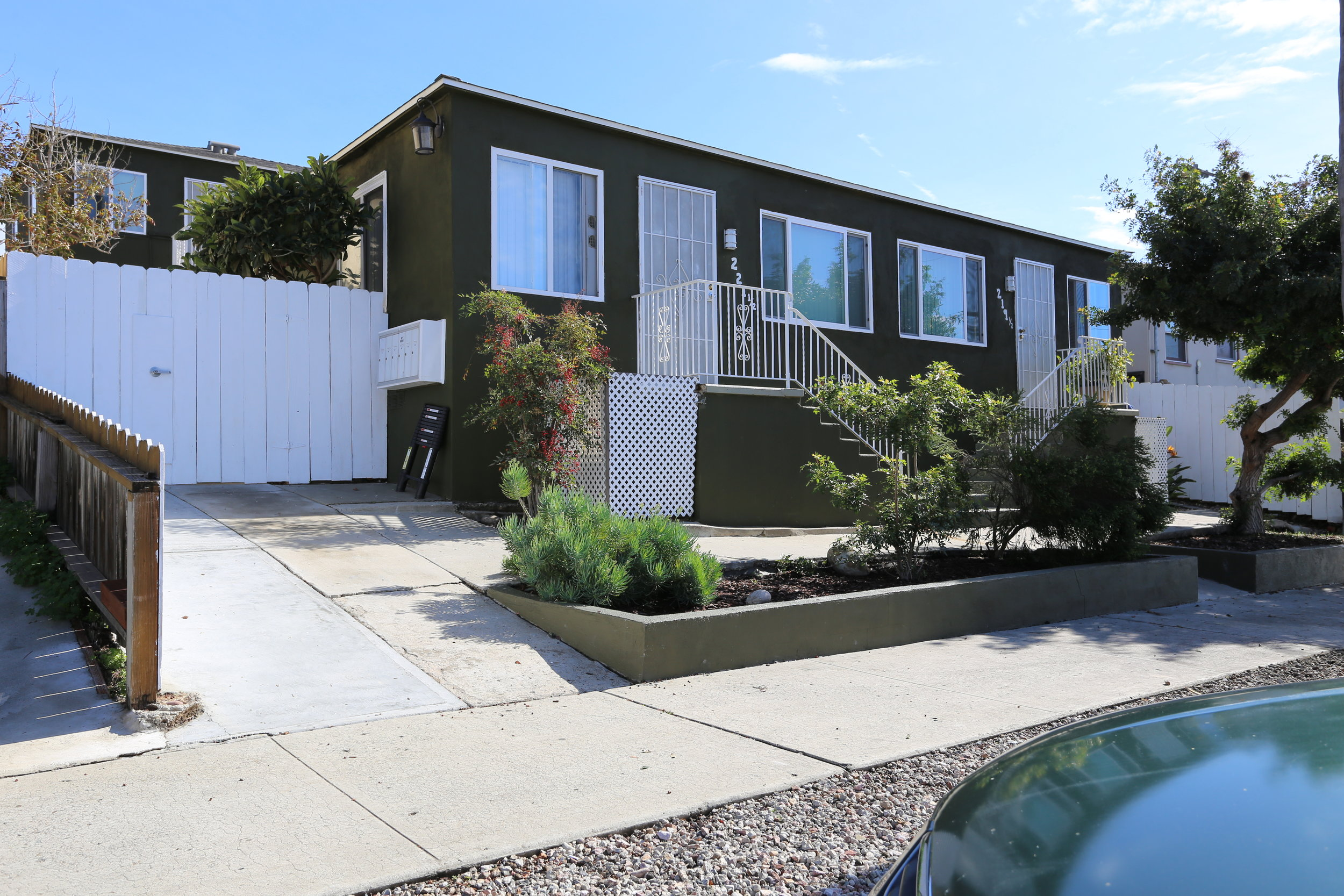 215 20th Street - Sherman Heights6 Units$1,300,000