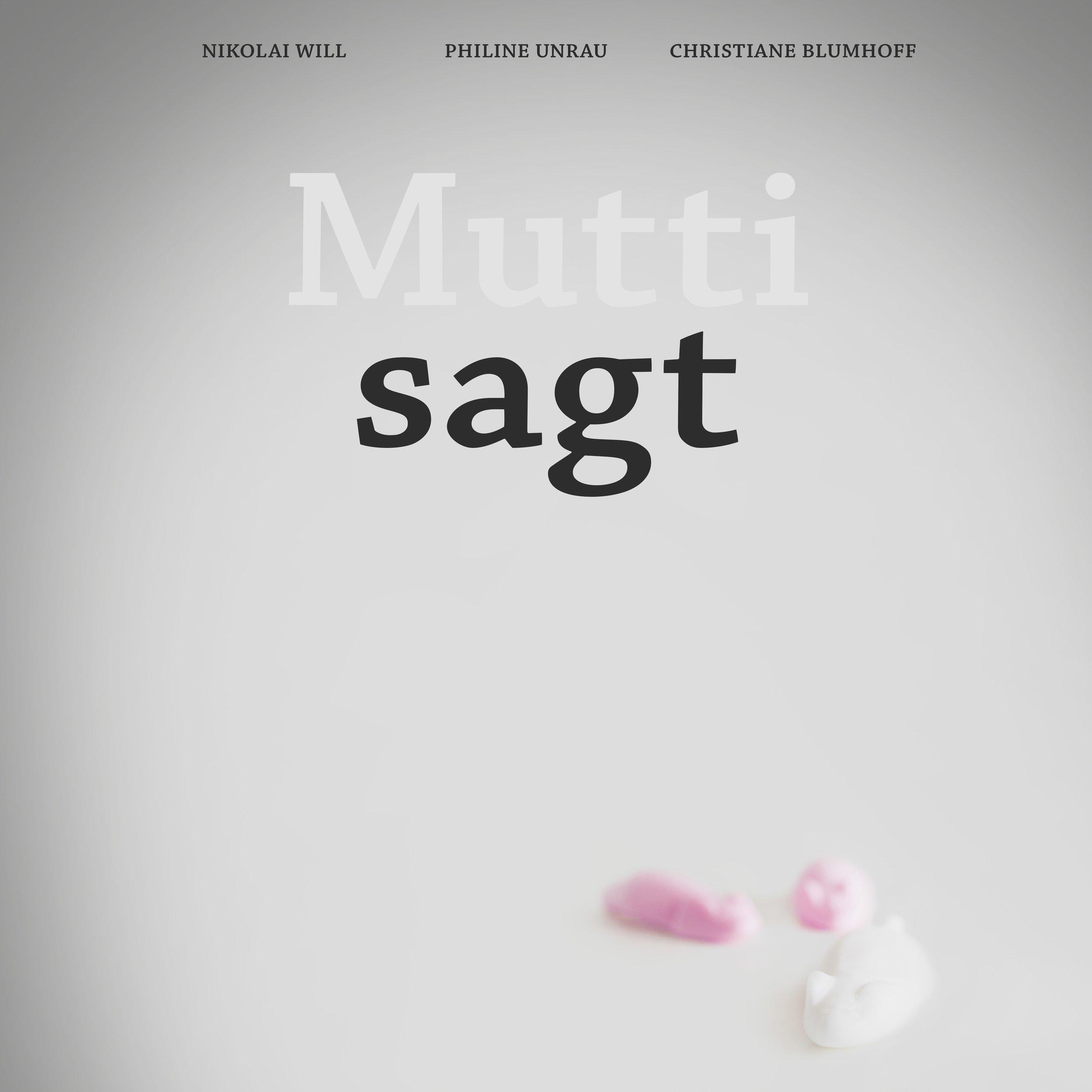 Mutti sagt wins Creative Vision Award - February 27, 2017