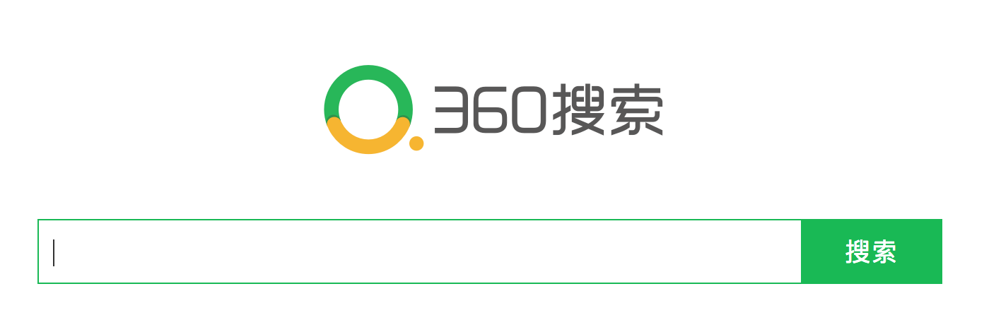 360 Search Home Page