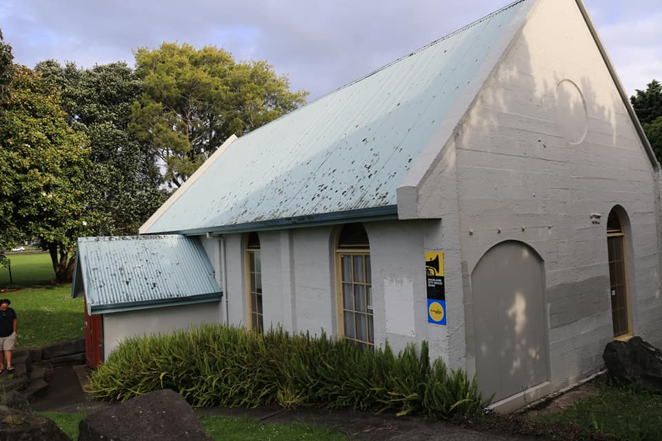 Auckland City Brass Bandroom, Three Kings, Auckland