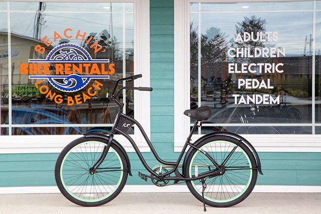REMINDER!  We're having an end of season BIKE SALE on all pedal bikes and select electric bikes ! www.BeachinBikerentals.com or  You can call or stop by our location for inquiries! (360) 777-3639 811 Pacific Ave S Unit 20 Long Beach, WA  98631  #beachinbikes #longbeachwa #bikes #radpowerbikes #3gbikes