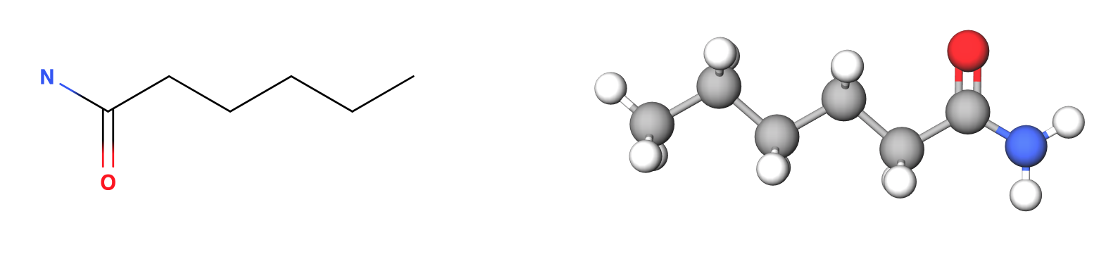 Nylon 6 - chemical structure and