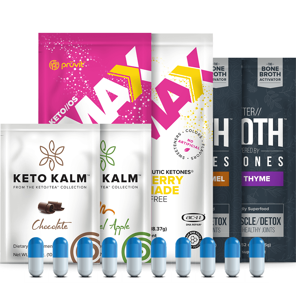 Keto Reboot - This 60 hour Keto Reboot will assist you to reset your metabolism by reprogramming your genes to run on fat for fuel.