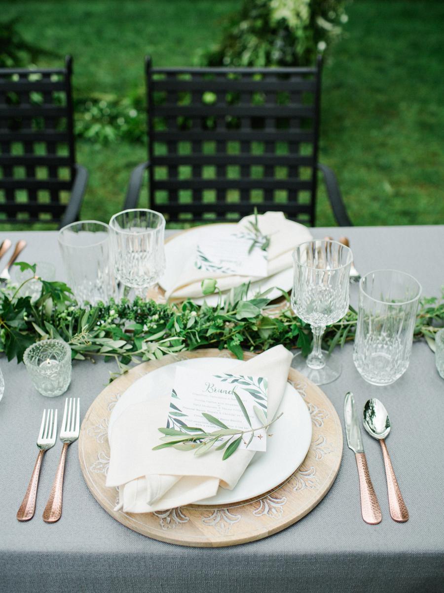 Vineyard Bride // Westover Inn Family Affair Wedding Editorial