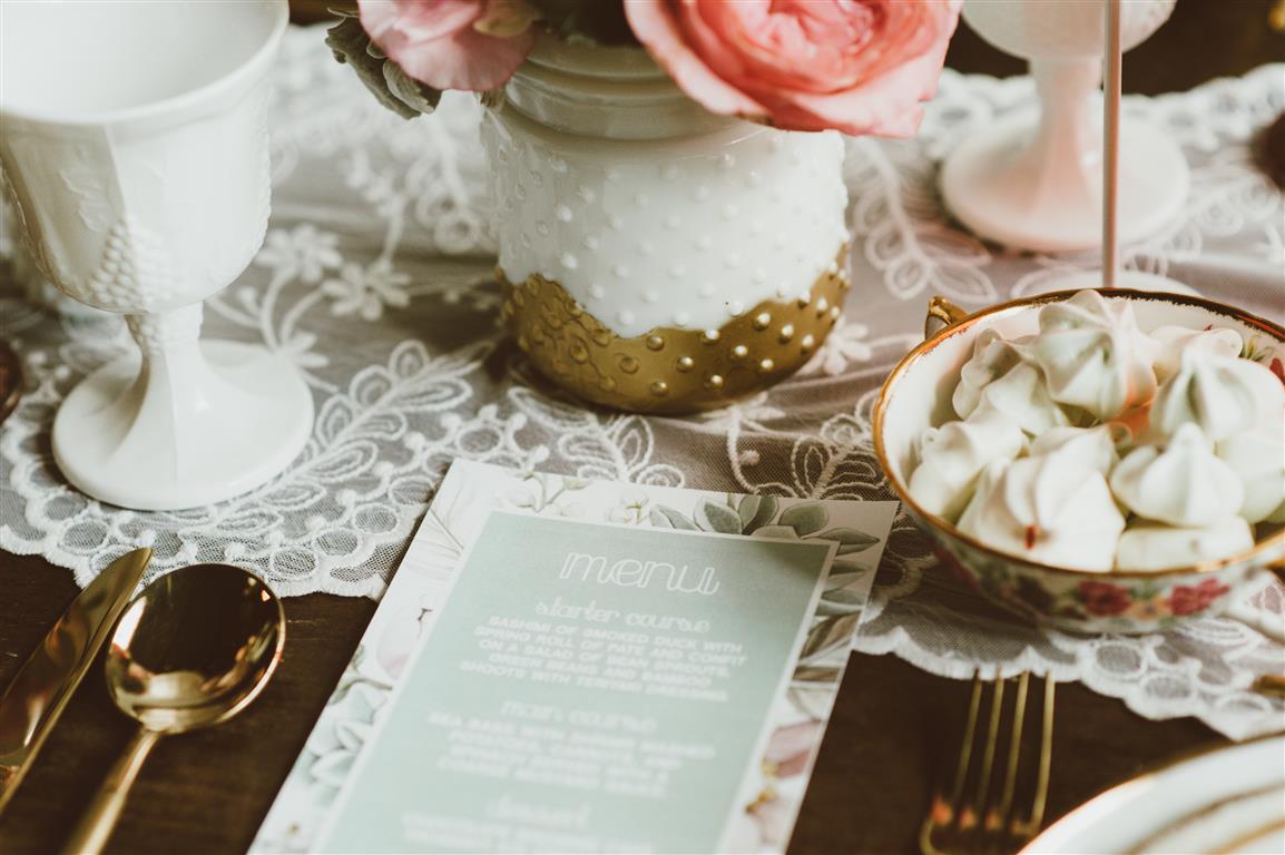 Creative Bag // Boho Succulent Wedding