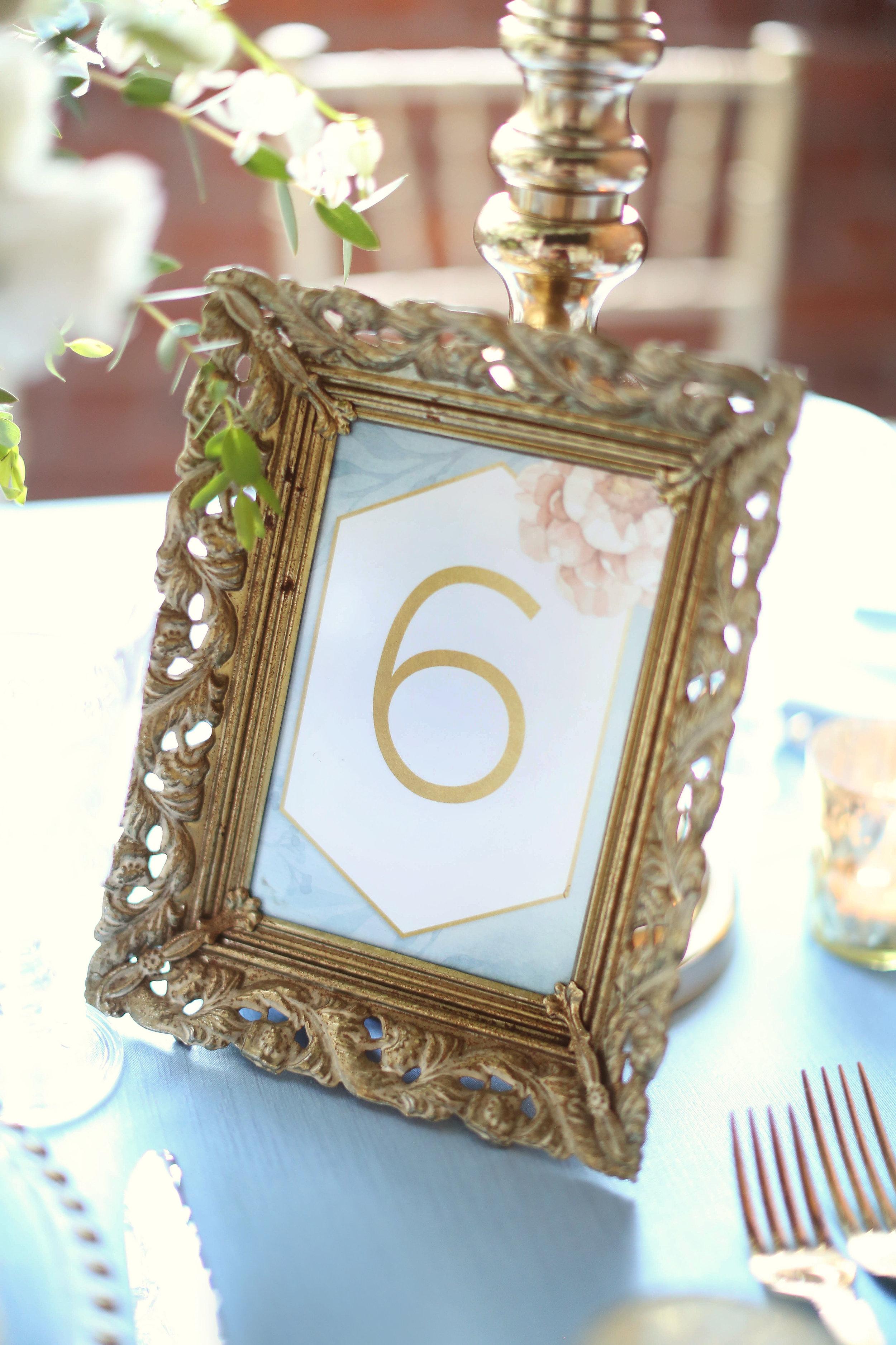 Blue-Geometric-Botanical-Wedding Table Number (WEB) (1).jpg