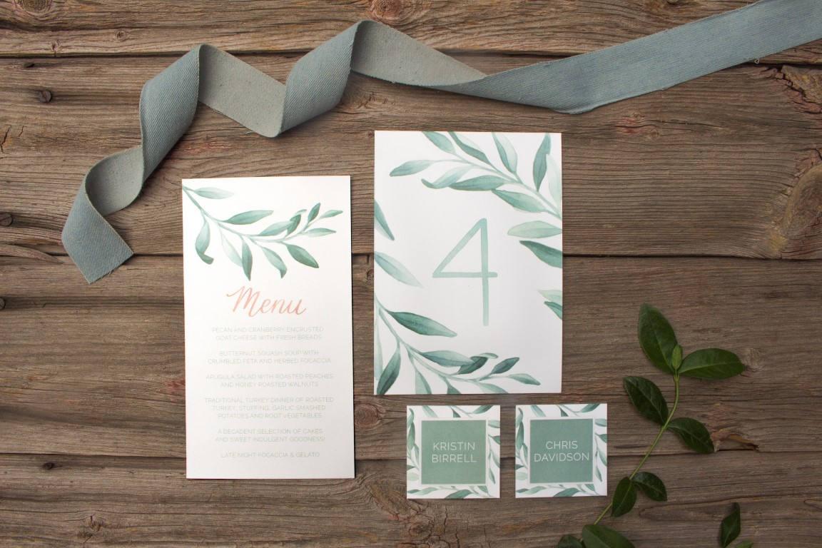 Grey Greenery Vine Wedding Invitations by Alicias Infinity (Menu-Table-Number-Place-Cards).jpg