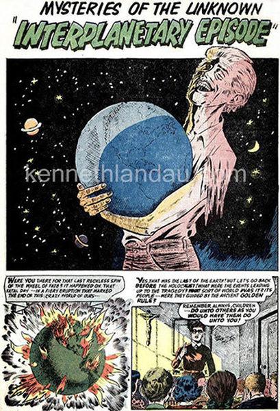Mysteries of the Unknown - Kenneth Landau