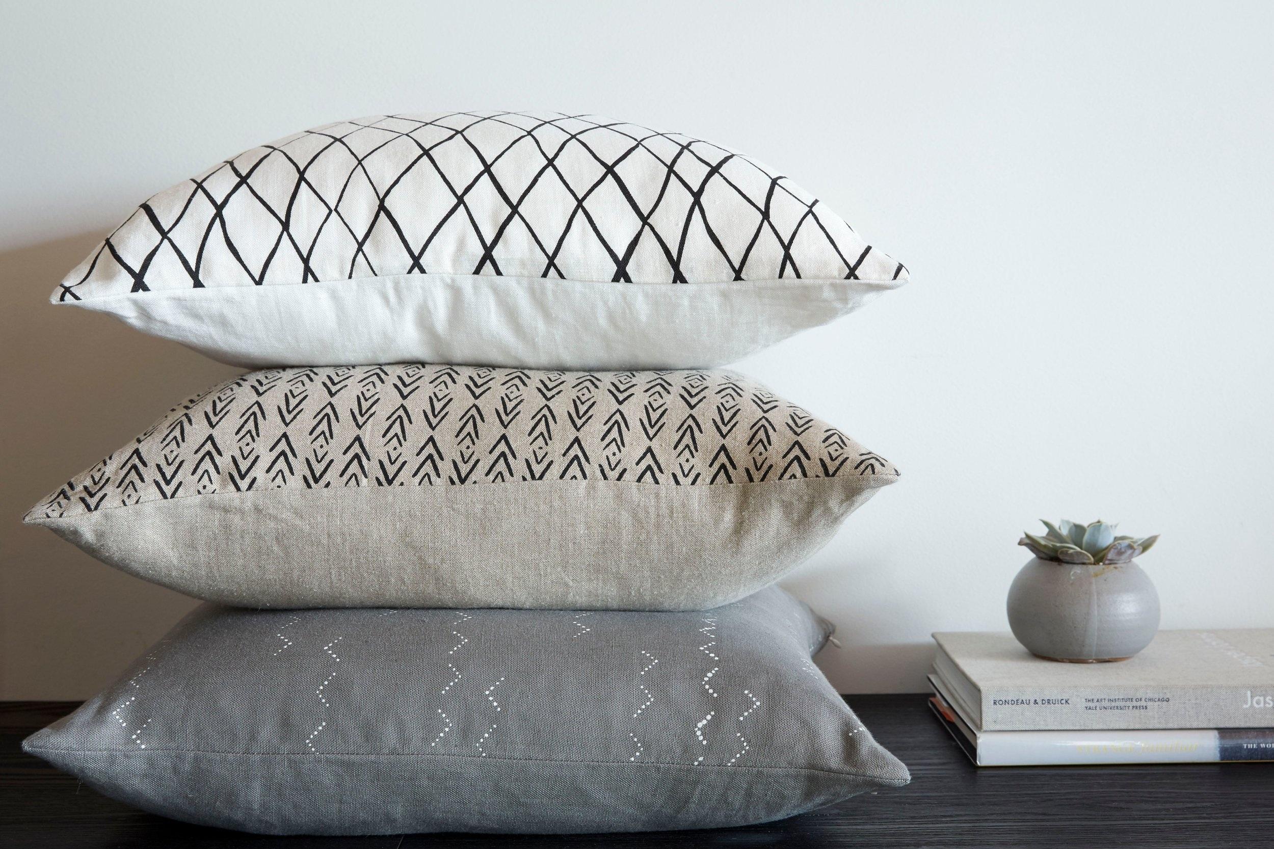 REVELE Caroline Cecil Textiles x Parachute Interior Design PR