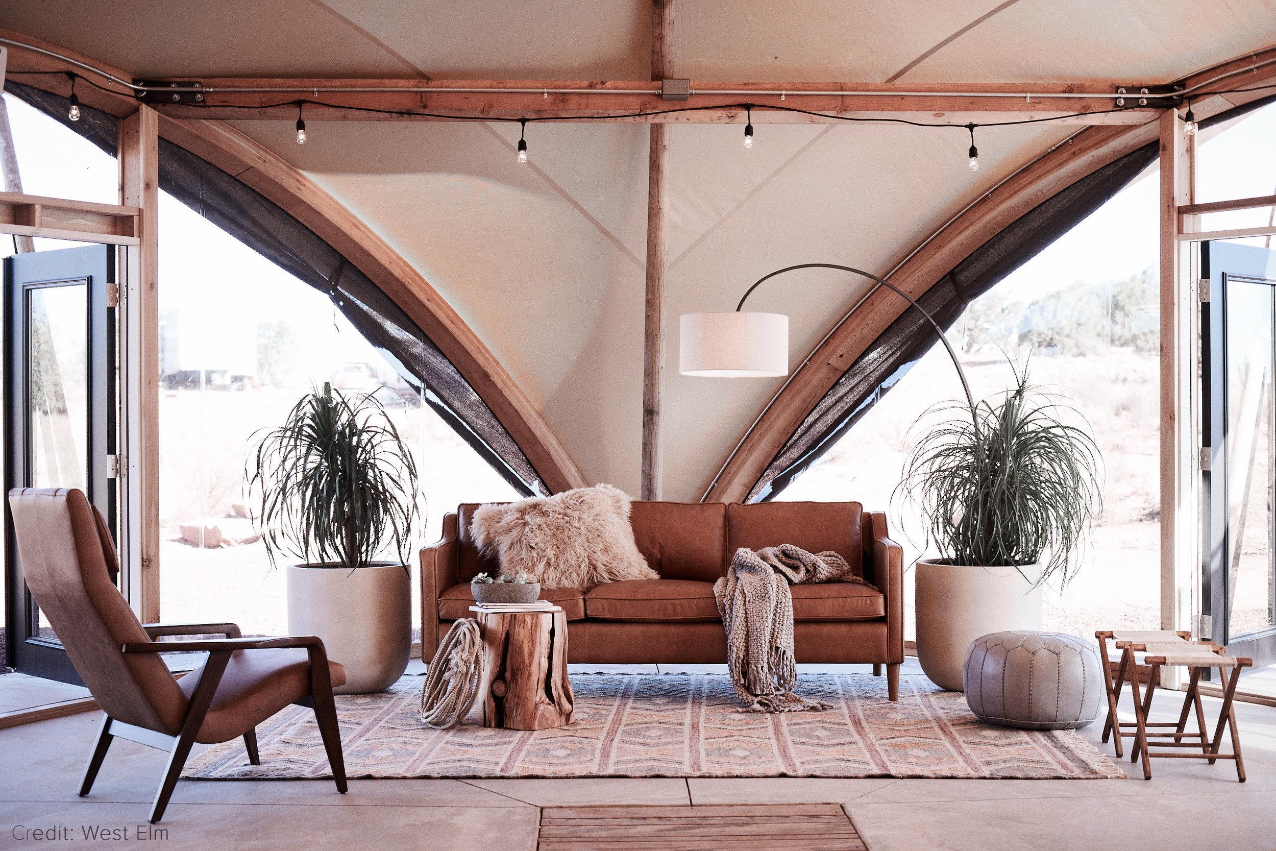 REVELE Under Canvas Grand Canyon West Elm Design