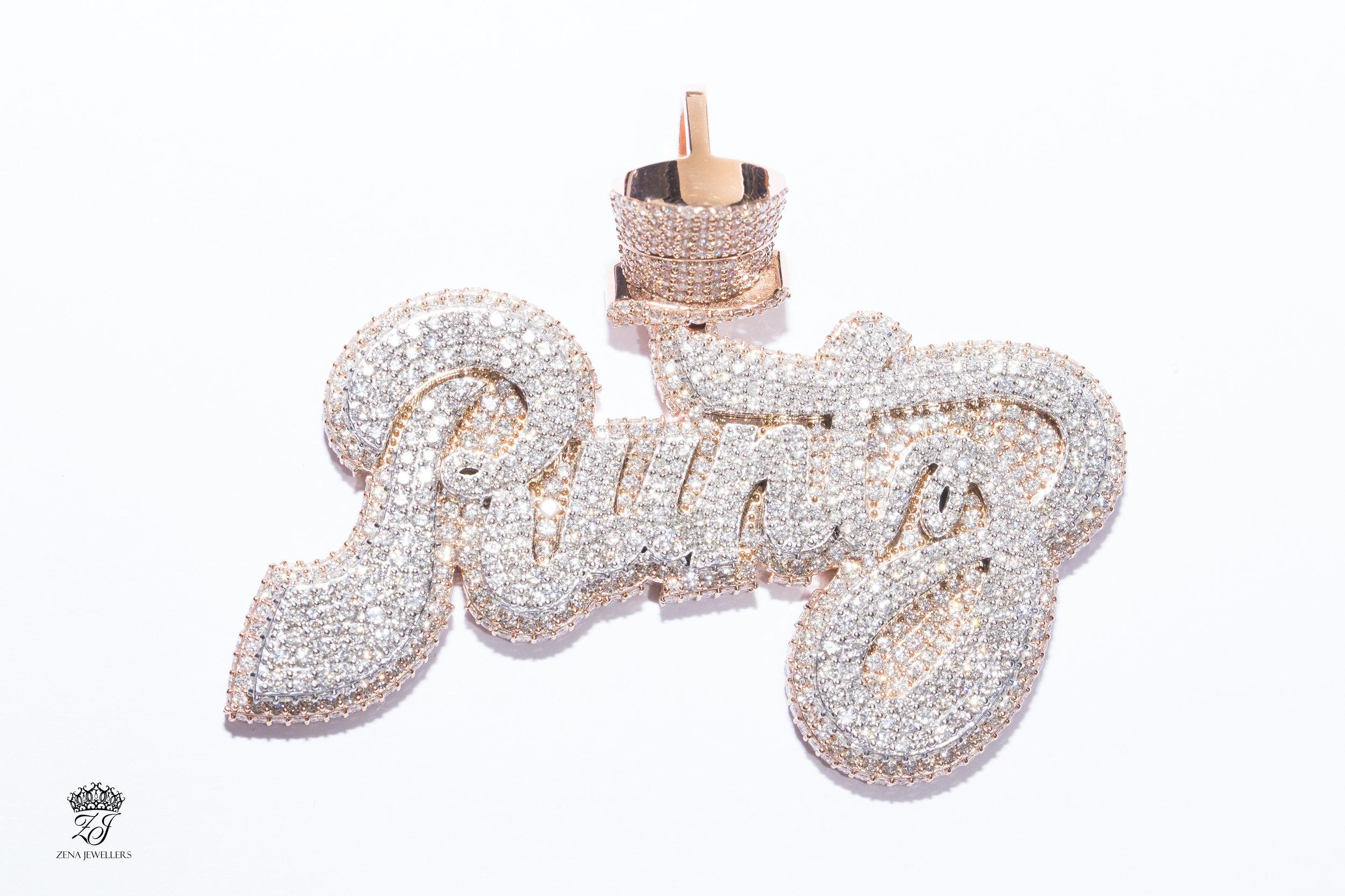 Gold & Diamond Custom Jewelry In The Bay Area — Zena Jewellers
