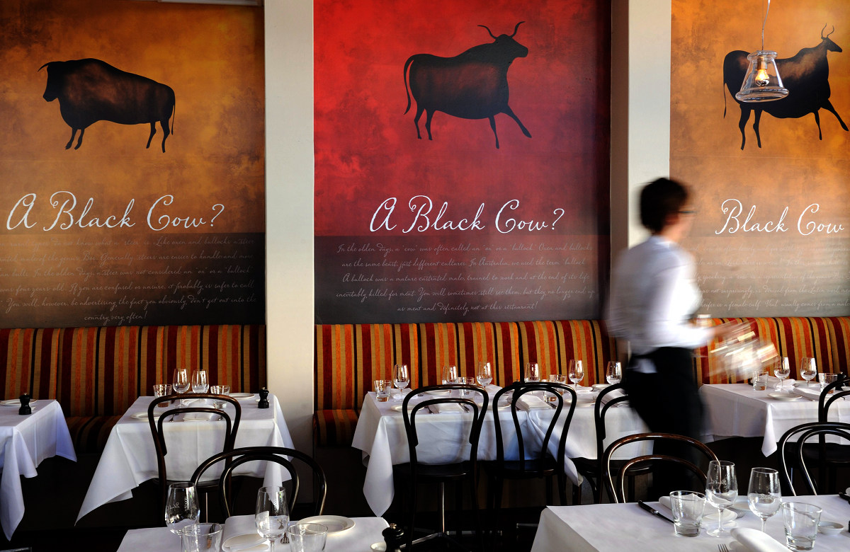 Black Cow Bistro - The Granary Historic Accommodation