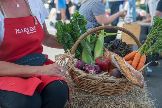 Harvest Market | The Granary Historic Accommodation