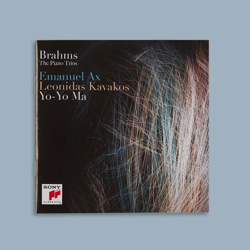BRAHMS:  The Piano Tros
