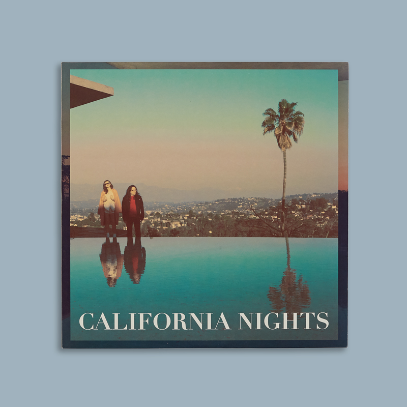 BEST COAST  CALIFORNIA NIGHTS