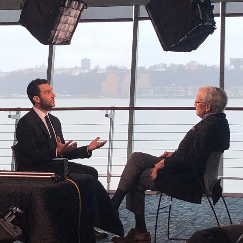 INTERVIEW WITH  TOM BROKAW  NBC