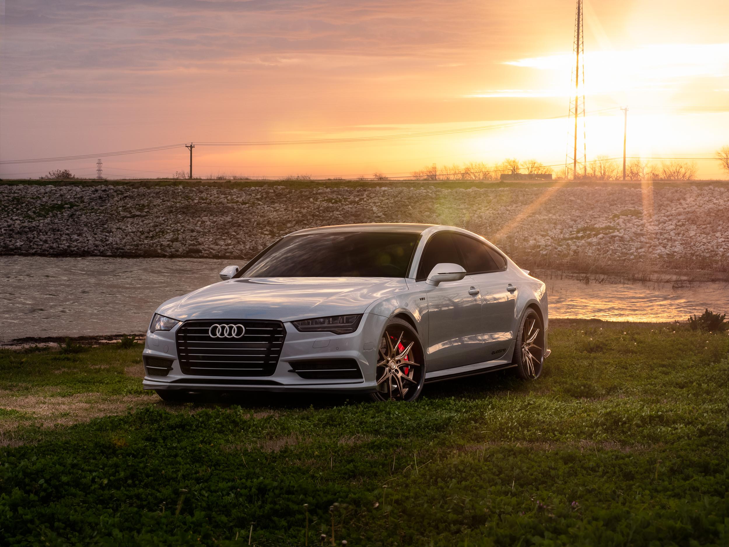 Audi RS7 Shot for Lexani Wheels