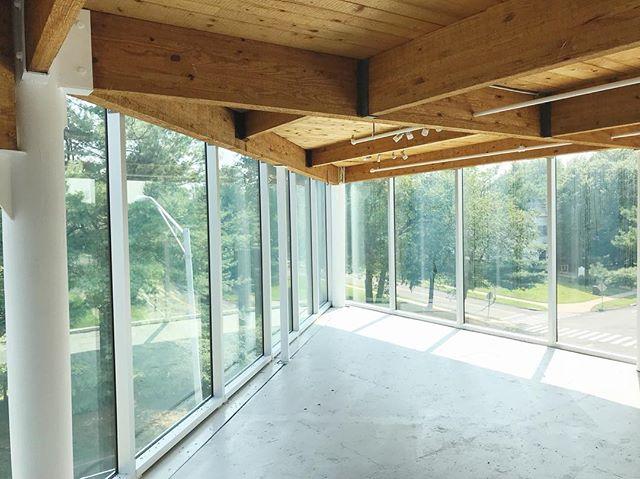 Summer View #commercialleasing #officeleasing #retailleasing #glenlochen #glastonburyct #glasscurtainwall #glastonburyleasing