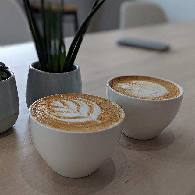 Stop in for the best coffee & desserts in town @raonjenacoffeedessert in the Glen Lochen ! ☕️ 🍰