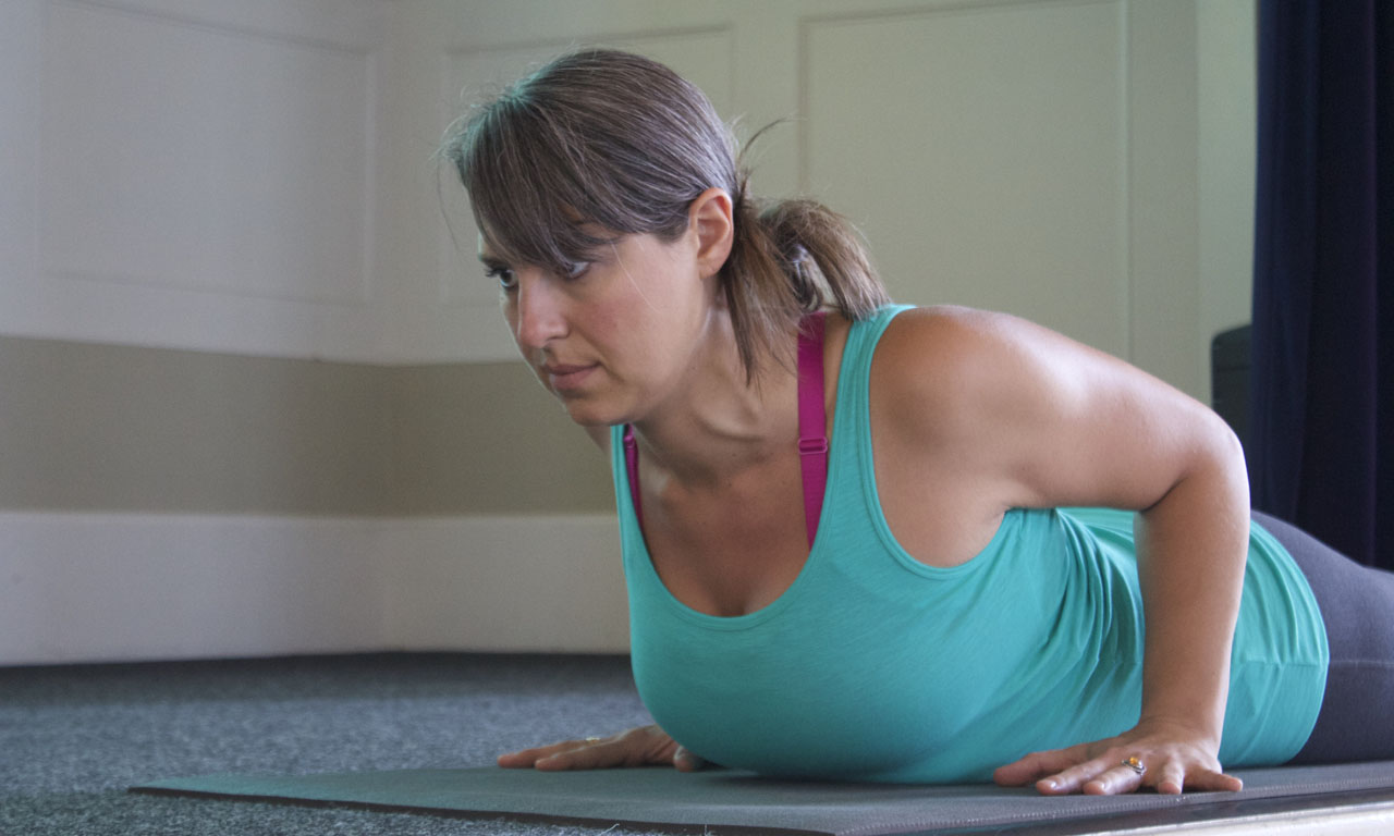 Yoga Engineer | Cobra Pose