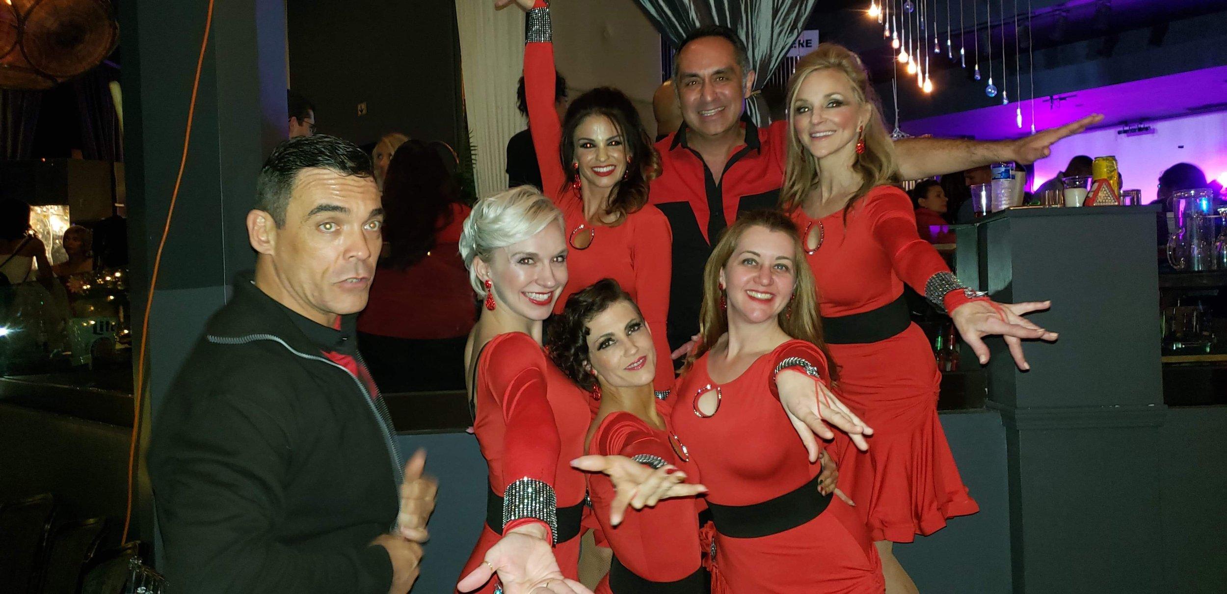 Learn to Dance New Orleans ballroomdance.com Rhythm & Smooth