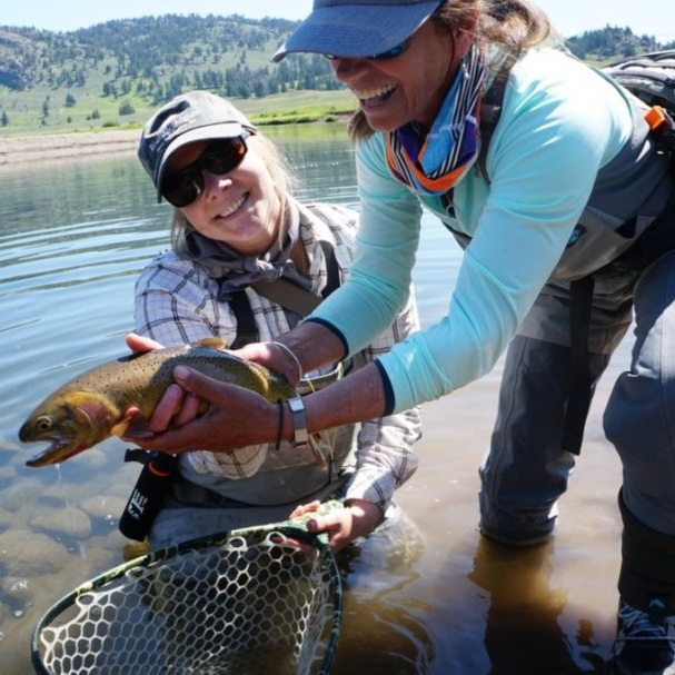 Fly Fishing Exchanges - Learn more about our community partnerships and how to become involved