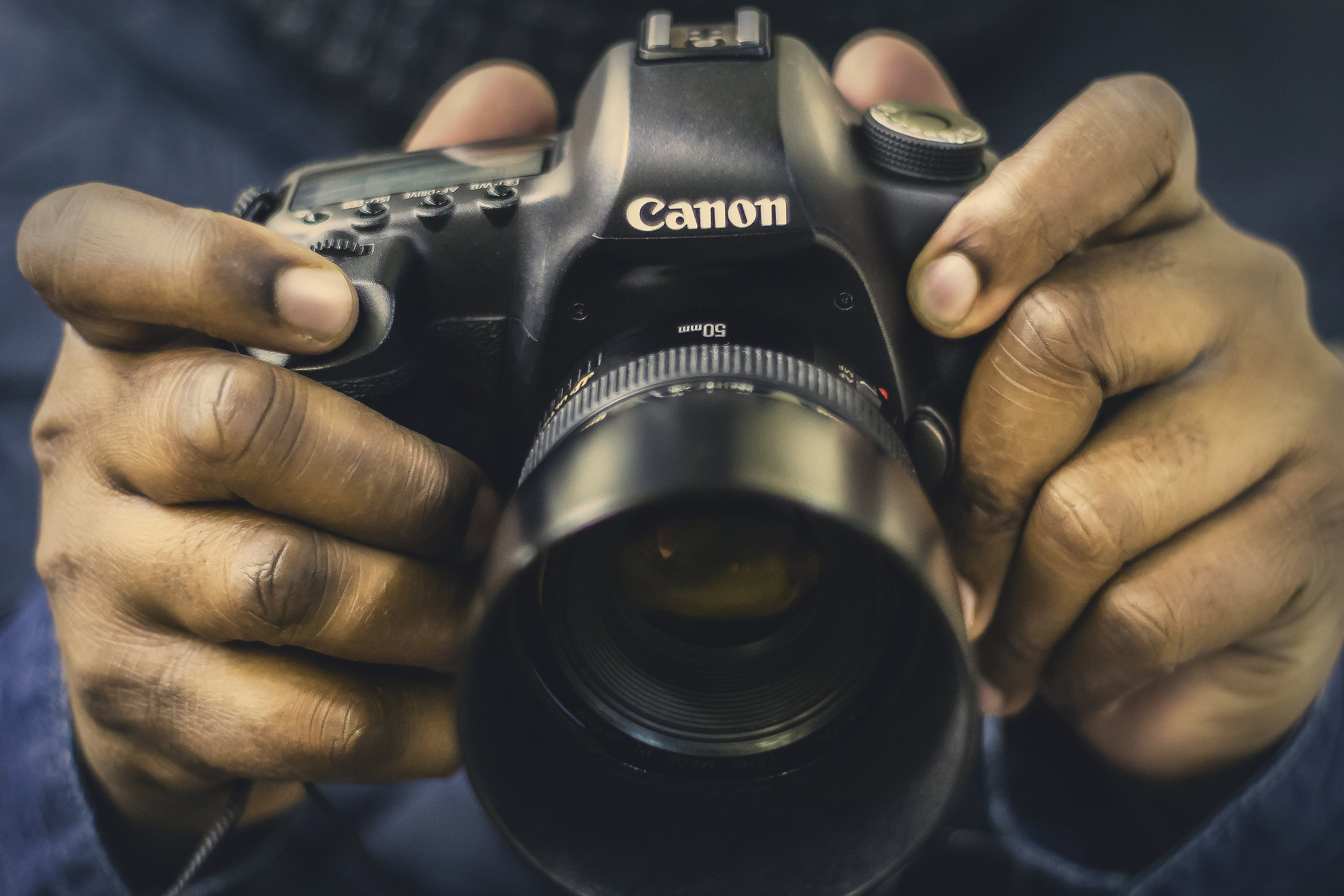 Digital Photography - Add a personal touch to your website with a professional photographer from Louis Web Designs. Depending on the type of website you want, it might be better to use real life photographs of members on your team, products you sell or events you put together.