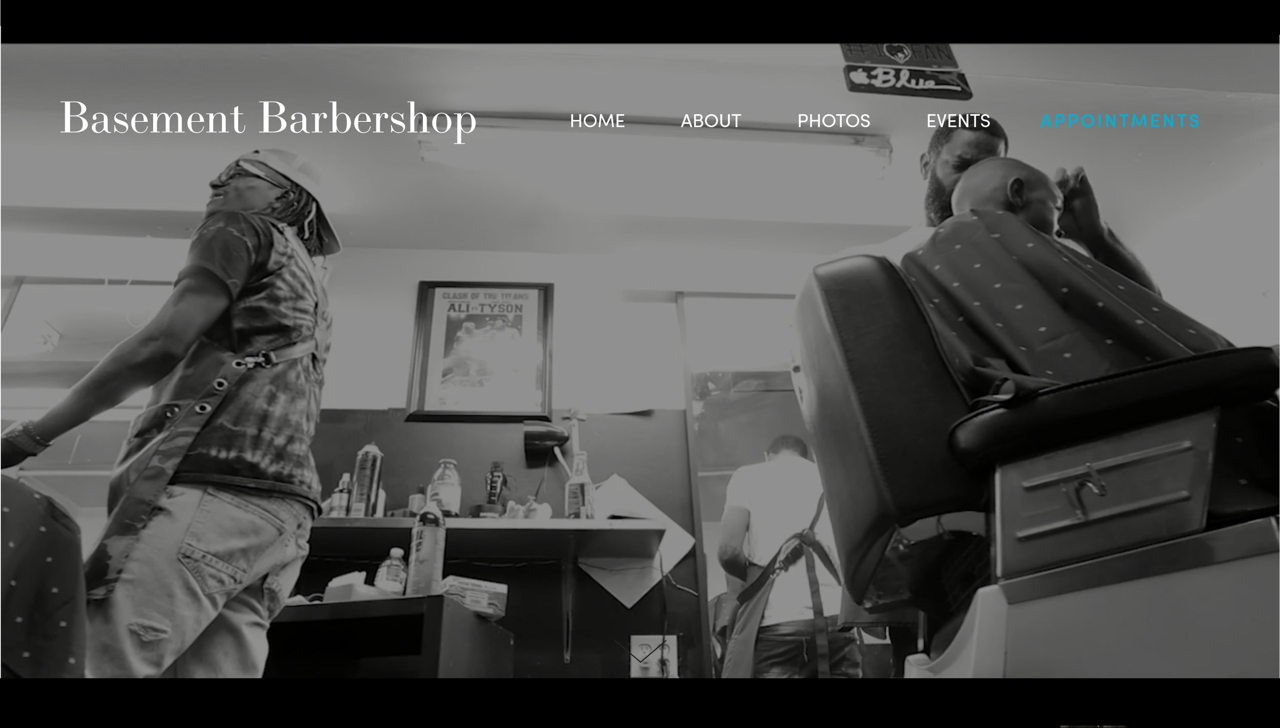 Basement Barbershop - The Basement Barbershop offers a wide array of hair care services for men, women, and children. Our barbers and stylist are trained to groom any type of hair texture. No matter if it's straight, curly, locked…