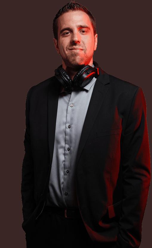 DJ ALEX UPDIKE - 10 AM - 12 PM