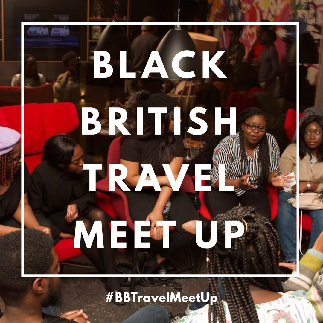 Black British Travel Meet Up