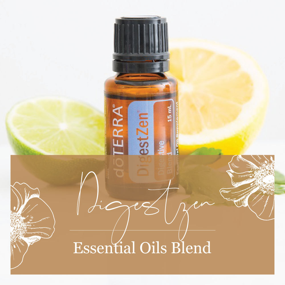 Essential Oils Collective Kate Dixon Doterra