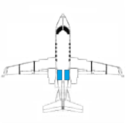 LEFT HAND & RIGHT HAND AFT FUSELAGE