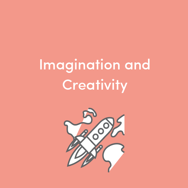 """Albert Einstein once said, """"Imagination is more important than knowledge."""" Creative writing helps kids to channel their emotions and harness their imaginations into self-expression. It stimulates them to think inventively and find alternatives to the usual answers. The more practice they get, the stronger these imagination muscles become."""