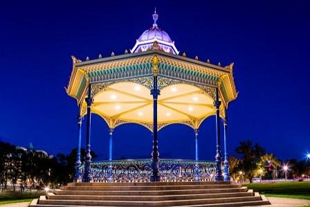 Elder Park Rotunda -