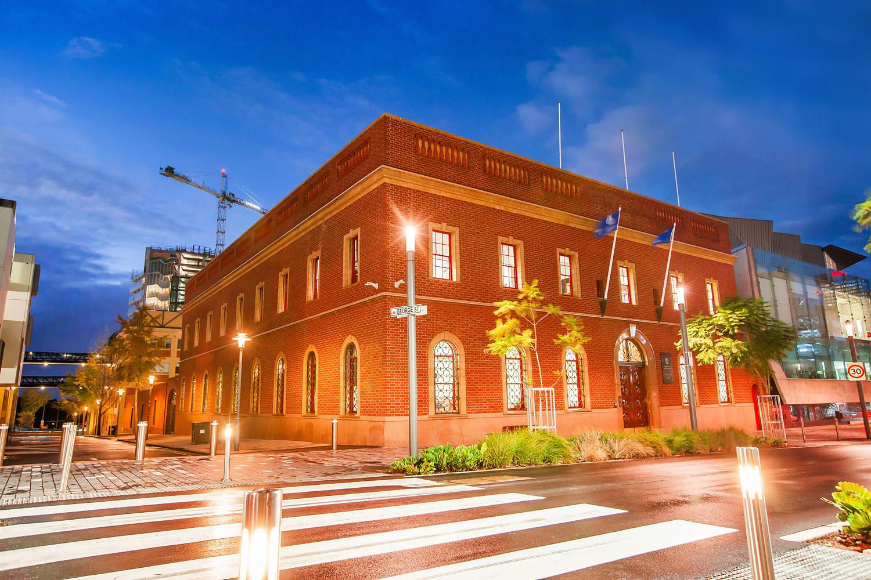 University of SA Law Building -