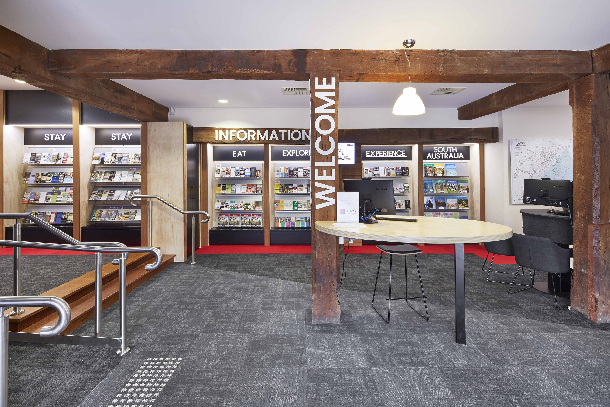 Barossa Visitors Centre -