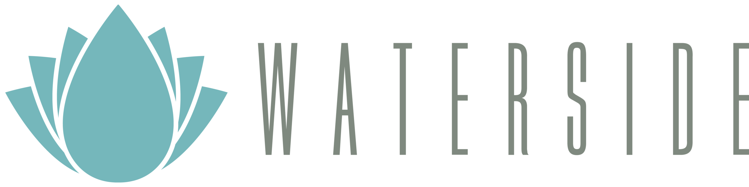 - An apartment complex looking to create a sophisticated brand. The logo utilizes a drop of water, expanding it to form a lotus flower. - Created While Employed at 365 Connect