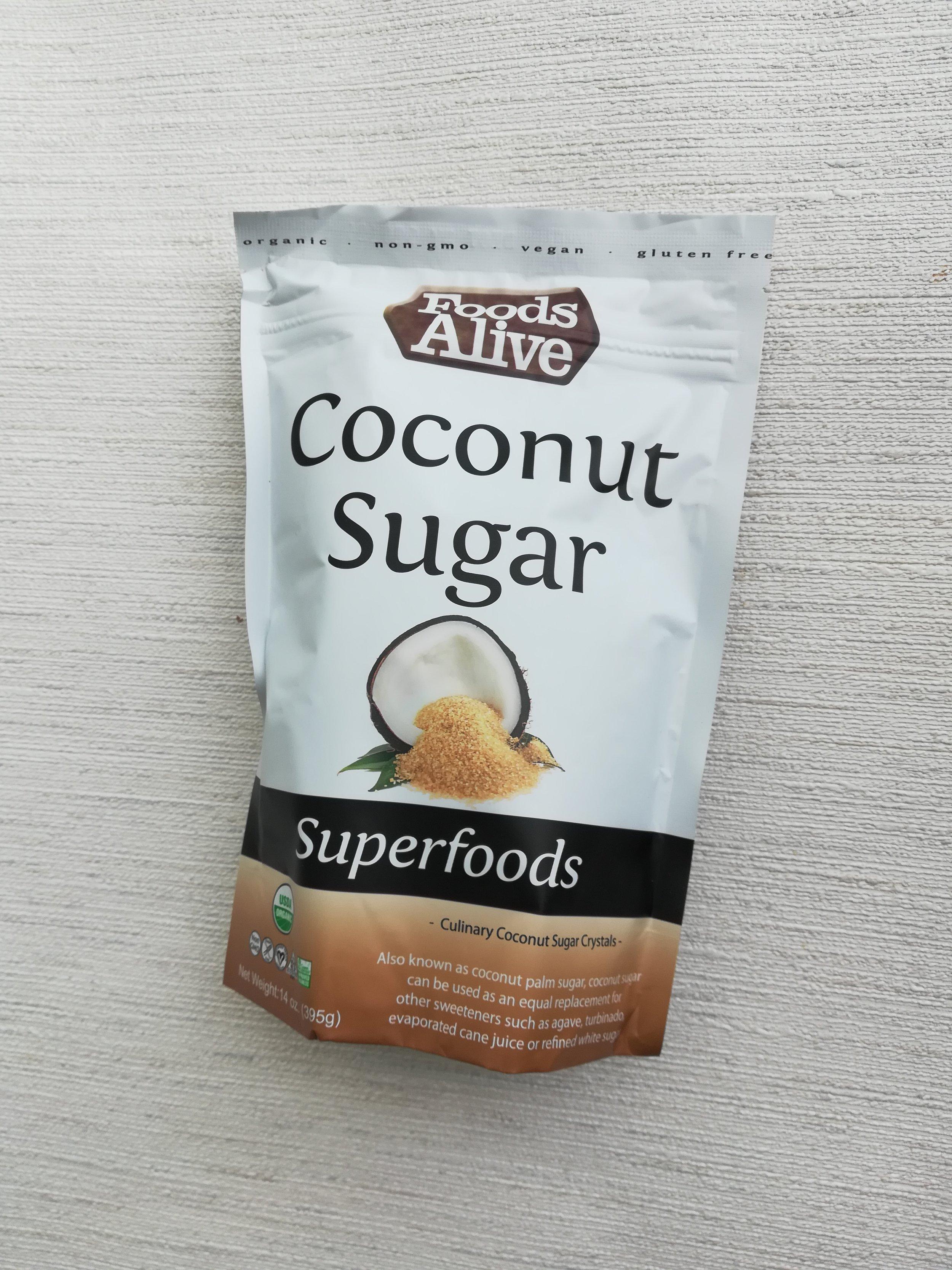 Foods Alive Coconut Sugar