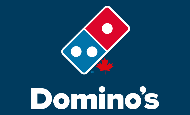 www.dominos.ca   Eagle & Consession (519) 653-8050  190 St. Andrews (519) 620-2009  Franklin & Avenue (519) 624-8050  Holiday Inn Drive (519) 888-0012   https://www.dominos.ca