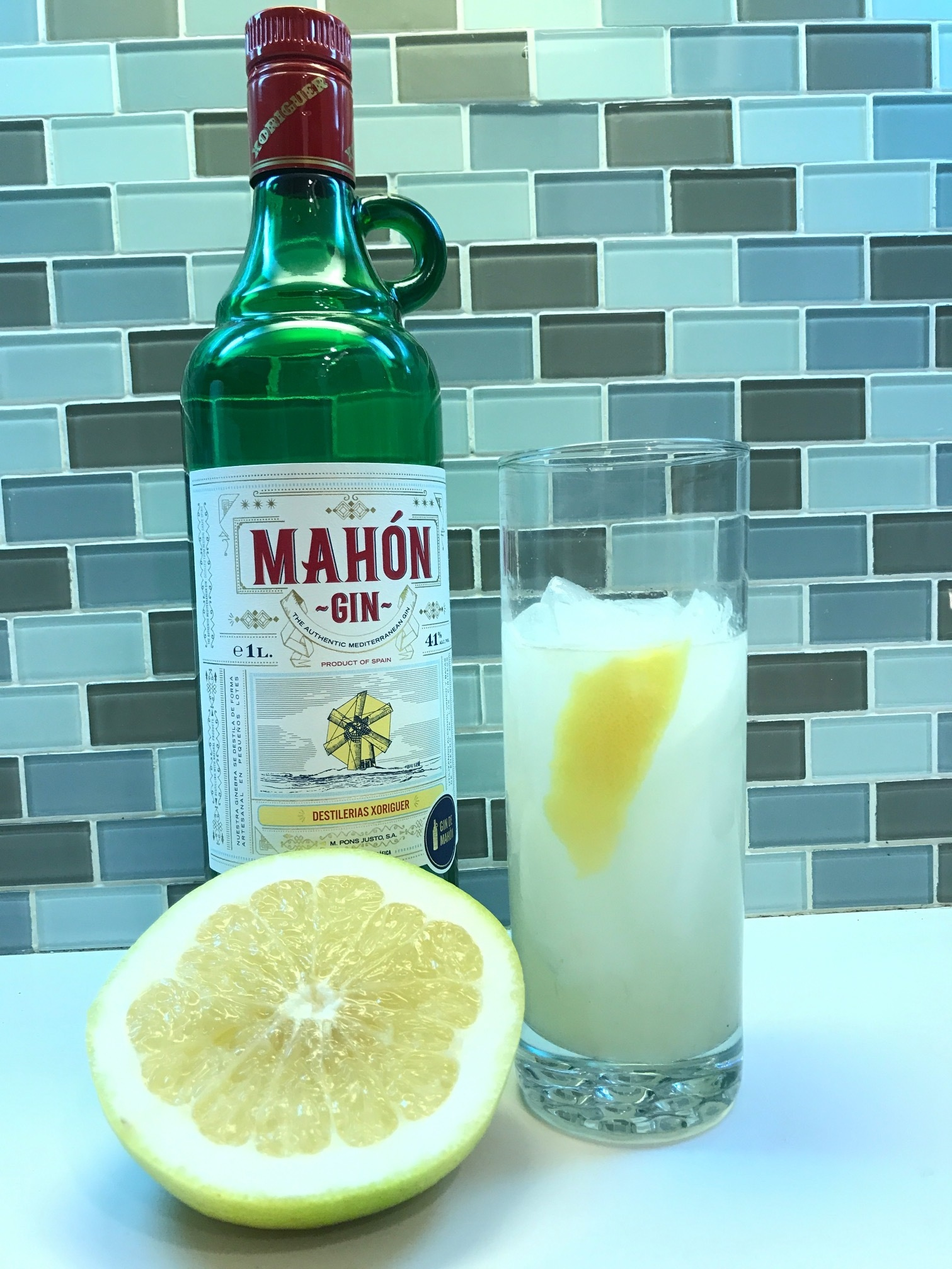 Oro Blanco Grapefruit Collins