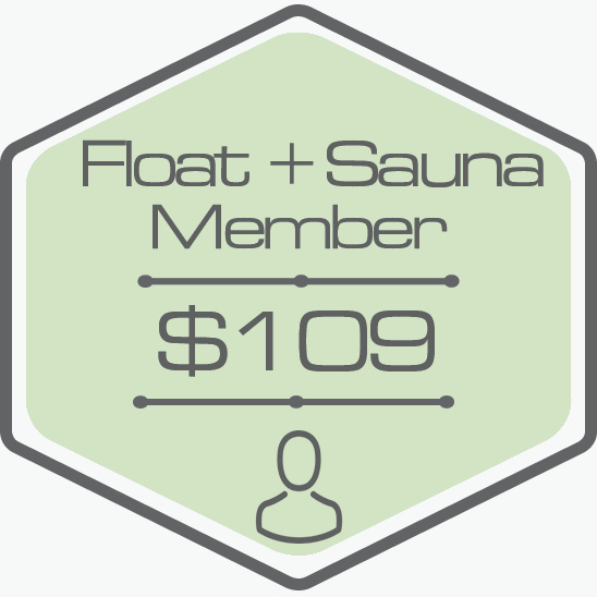 - - 1 Hour Float Time and 40 minute Sauna Time (Call to Book Sauna)-Unlock $70 Add On Floats-Bring a Friend for $60 (Call To Book)-Unused Floats Roll Over-One Hour Float Time-Private Room-All Essentials Included