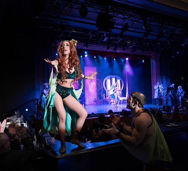 🙌 The Fairies are back!I 🙌 So freaking excited to share with ya'll that Bohemia is returning to @thetripledoor this January 2020 and I am honored to be back as Faye!  Tickets promise to go fast so dont delay 🎟 bit.ly/triplebohemia  Naz dravie! Photo credit: @trumanbuffettphotography