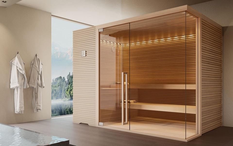 Sauna & Infrared -