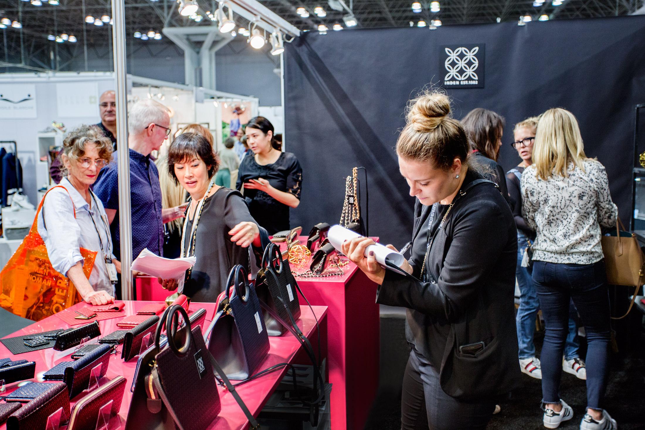 COTERIE (ファッション製品, 2月・9月)@ニューヨーク